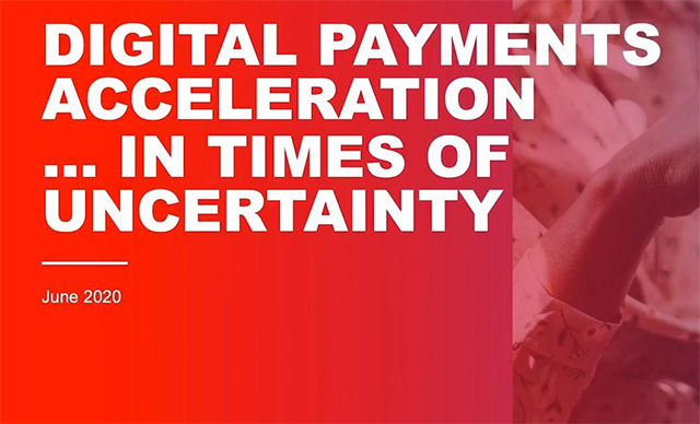 The acceleration of digital payments