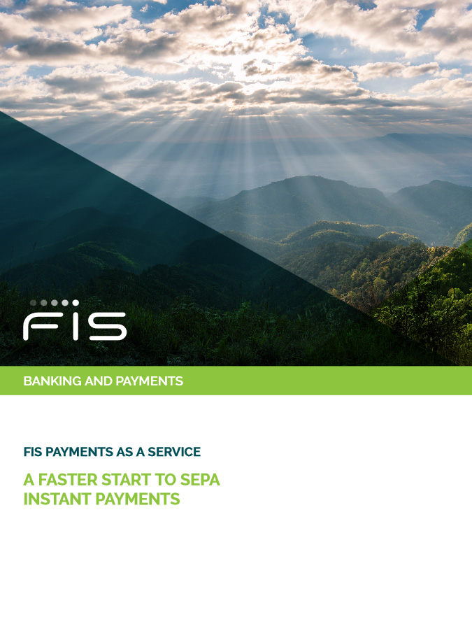 A Faster Start to SEPA Instant Payments Cover Image