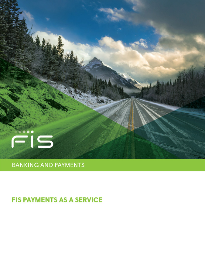 Payments as a Service – A Single Service to Access Faster Payments, Bacs, CHAPS and SCT Inst Cover Image