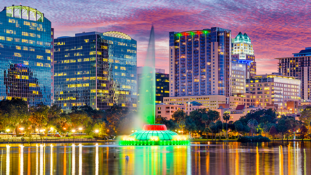 Orlando – The City Beautiful