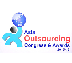 FIS wins asia outsourcing Congress and Awards 2016