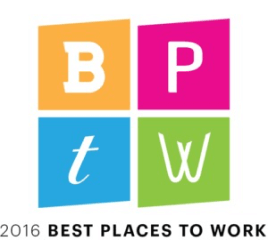 FIS wins best place to work for 2016 award