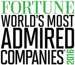 FIS wins fortune worlds most admired company 2016