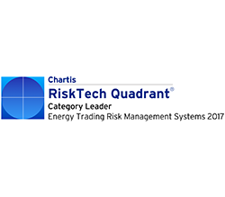 FIS wins 2017 chartis risktech quadrant category leader in energy trading risk management