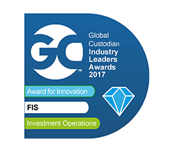 FIS wins Global Custodia Industry Leaders Awards 2017