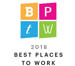 FIS wins Best Places to Work 2018 award