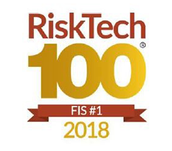 FIS wins Chartis RiskTech100 rankings award 2018