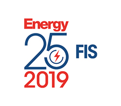 FIS wins Energy 25 in 2019 logo