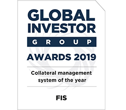 FIS wins Global Investor Group Awards 2019 logo