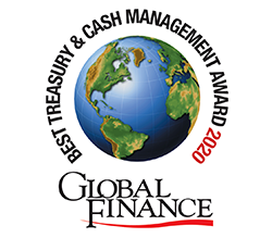 Global Finance logo