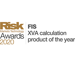 FIS wins Risk Markets Technology Awards 2020 logo