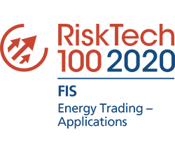 RiskTech 100 2020 | FIS - Energy Trading - Applications logo
