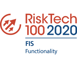 RiskTech 100 2020 | FIS - Functionality logo