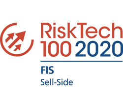 RiskTech 100 2020 | FIS - Sell-Side logo