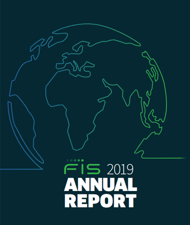 FIS 2019 Anual Report Cover Image