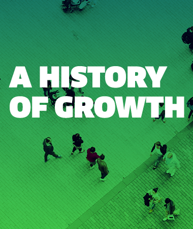 FIS History of Growth Document Cover image